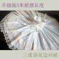 skirt Spring 2021 S,M,L Light rice white
