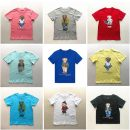 T-shirt Other / other neutral summer Short sleeve Crew neck leisure time cotton Cartoon animation Cotton 100% 18 months, 2 years old, 3 years old, 4 years old, 5 years old, 6 years old, 7 years old, 8 years old, 9 years old, 10 years old
