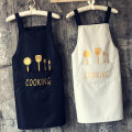 apron Sleeveless apron waterproof Japanese  other Household cleaning Average size public yes Solid color