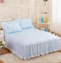 Bed skirt 120cmx200cm, u79-180 * 220cm with a pair of pillowcases, f88-200 * 220cm, v53-180cmx200cm with a pair of pillowcases, o18-150cmx200cm with a pair of pillowcases, p83-150cmx200cm, y59-180 * 220cm, v19-180cmx200cm Others Purple, blue, white, J18 pink, C29 jade, f62 red Other / other Others