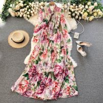 Cosplay women's wear Other women's wear goods in stock Over 14 years old Yellow, white, purple, green, apricot pink, pink, watermelon red, sling comic S,M,L,XL