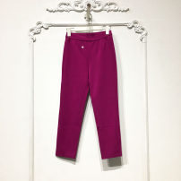 Casual pants rose red XS,S,M,L Spring 2020