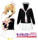 Cosplay women's wear Other women's wear goods in stock Over 14 years old Full dress, Sakura wig comic One size fits all, s, m, l, XL, customized akiba1st Japan Lovely style, otaku department, campus style Card Captor Sakura The tree of Sakura See description