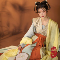 Hanfu 51% (inclusive) - 70% (inclusive) Autumn 2020 S. M, l, XL, one size fits all cotton