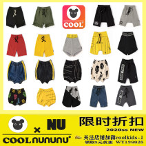 trousers Other / other neutral summer shorts leisure time Casual pants Tether middle-waisted cotton Don't open the crotch Cotton 97% other 3% Class A