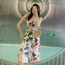 Dress Summer 2020 Decor S,M,L TRAF