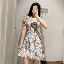 Dress Spring 2021 Decor S,M,L TRAF