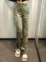 Casual pants Decor XS,S,M,L TRAF