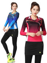 Badminton wear For men and women S,M,L,XL,XXL,XXXL Odd and even numbers Football suit