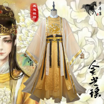 Cosplay men's wear suit goods in stock Over 8 years old L,M,S,XL Chinese Mainland Master of evil