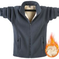 Jacket Other / other Fashion City Dark blue, black, gray, jujube 889 Plush thickened, collection + like and add to the shopping cart priority delivery, the number of yards is small, it is recommended to buy according to the recommended size, the recommended size is loose, this plush thickened easy