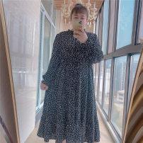 Women's large Spring 2021, summer 2021 black Large XXXL, large XXXXL Medium length