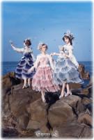 Lolita / soft girl / dress Elpress L Unlimited season, winter, summer, spring, spring and autumn goods in stock Lolita