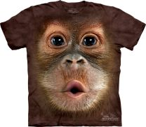 T-shirt Fashion City Doodle mouth little monkey routine Children s is suitable for 3-5 years old, children m is suitable for 6-11 years old, women L is suitable for 90-110 Jin, women XL is suitable for 110-130 Jin, men s (120-135 Jin), men m (135-165 Jin), men L (165-195 Jin), Men XL (195-240 Jin)