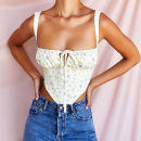 Vest sling Summer 2020 Apricot, in stock, same day delivery S,M,L have cash less than that is registered in the accounts Self cultivation other camisole other 18-24 years old 81% (inclusive) - 90% (inclusive) other T13425J Print, open back