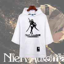 Cartoon T-shirt / Shoes / clothing Neil: the Mechanical Age T-shirt Over 14 years old goods in stock Hooded 7-point-sleeve 1, hooded 7-point-sleeve 2, hooded 7-point-sleeve 3, hooded 7-point-sleeve 4 S,M,L,XL,XXL,XXXL Autumn, spring Chinese Mainland currency Simple, leisure cotton