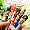 Roller ball pen Other / other 0.5mm 1 black One hundred and sixty-eight British soldier gel pen student Daily writing Upright posture no