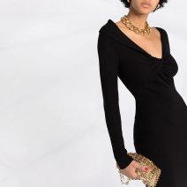 Dress Autumn 2020 black S,M,L 20201217-10 30% and below wool