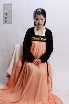 Custom made Hanfu Customize a set of breast length Ru skirt other female Midnight Song Hanfu studio