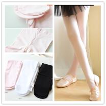 Children's socks (0-16 years old) Pantyhose Black, pink S virtual age is 3-5 years old, M virtual age is 6-8 years old, l virtual age is 9-11 years old Other / other Other 100%