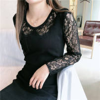 Dress Spring 2020 black Average size 30% and below other