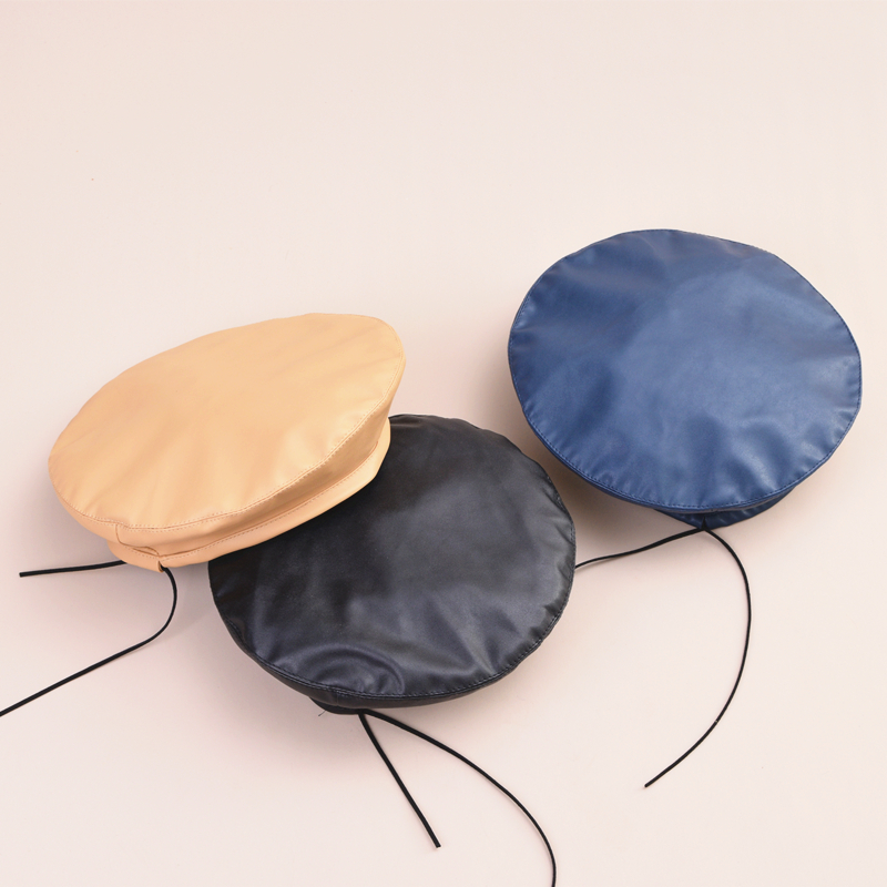Hat other Beige light coffee red grey blue black M(56-58cm) beret Spring autumn winter female leisure time youth 20-24 years old, 25-29 years old alone Shopping