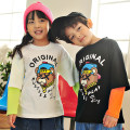 T-shirt Black (reserved), white (reserved) Three bears Castle Five, seven, nine, eleven, thirteen, fifteen, seventeen, nineteen neutral other other Cotton 95% other 5% 2, 3, 4, 5, 6, 7, 8, 9, 10 years old