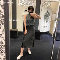 skirt Autumn 2020 Black