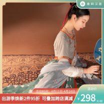 Hanfu 96% and above Summer 2020 165,155,160,170 polyester fiber
