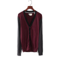 T-shirt / sweater Others other Jujube red S,XL,2XL Cardigan V-neck Long sleeves