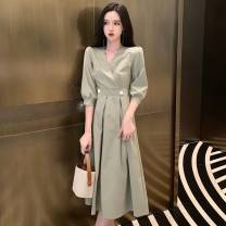 Dress Summer of 2019 Picture color S, M