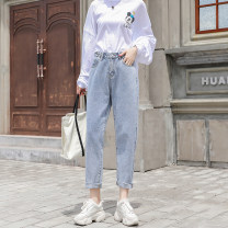 Jeans Spring 2021 blue XXS,XS,S,M,L,XL R315 odd C-03