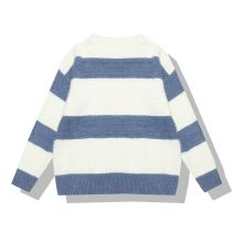 sweater Autumn of 2018 Average size acrylic fibres 71% (inclusive) - 80% (inclusive) High collar stripe Keep warm and warm 18-24 years old