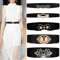 Belt / belt / chain other female Waistband Versatile Single loop a hook 6cm alloy KANGDAI Spring and summer 2011