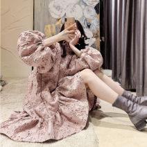 Dress Autumn 2020 Picture color S,M,L S09155