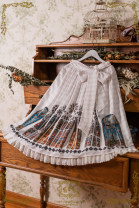 Lolita / soft girl / dress Cel dress design L,S Customized