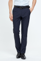 Western-style trousers Youngor Business gentleman Navy Blue 175 / 78a (2.4'180 / 80A) (2.46'180 / 82a) (2.52'180 / 84A) (2.58'180 / 86A) (2.64'185 / 88a) (2.7'185 / 90a) (2.76'185 / 92a) (2.82'185 / 94A) (2.88'185 / 96a) (3.06'190 / 102a) (3.12'190 / 100A YCHX31688FWY trousers spring 2018
