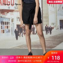 trousers pomme de terre female 130cm,140cm,150cm,160cm,165cm 001 / Ben Hei, 061 / cement ash, 369 / green bean summer shorts motion There are models in the real shooting Sports pants Tether Cotton and hemp Don't open the crotch Cotton 55% flax 45% AI4300330- Class B 13, 14 Chinese Mainland