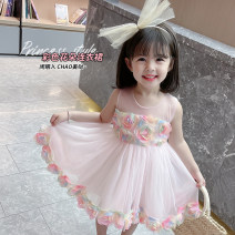 Dress Purple, pink female Other / other The recommended height is about 80cm, 90cm, 100cm, 110cm, 120cm and 130cm respectively Other 100% summer Korean version Skirt / vest flower other other Class B 12 months, 3 years, 6 years, 18 months, 9 months, 6 months, 2 years, 5 years, 4 years, 7 years