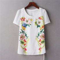 T-shirt 1 white S,M,L Summer 2020 other 31% (inclusive) - 50% (inclusive) 25-29 years old World works