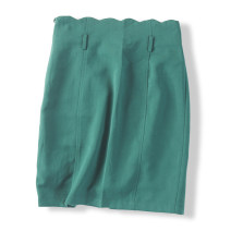 skirt Summer 2020 S,M,L 1 green 30-34 years old World works