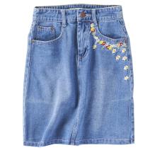 skirt Summer 2021 S,M,L 1 blue white, 2 dark blue Short skirt Natural waist skirt 25-29 years old 31% (inclusive) - 50% (inclusive) World works