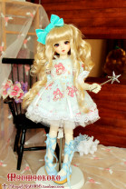BJD doll zone Dress 1/4 Over 14 years old Customized Spot, same day delivery, reservation, within 7 days after delivery 1/4