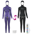 Diving suit Good potential 002 neutral Over 2000 yuan two thousand six hundred and ninety-six SCS dazzle color + Super bullet combination, super bullet + Super bullet combination, please choose the style, note the color, size and gender 2mm 3mm 5mm delivery time 15 days diving