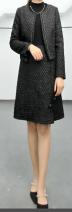 Fashion suit Spring 2021 M 80-105, l 105-115, XL 115-125, 2XL 125-135 black