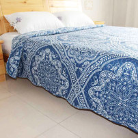 Cotton quilt Other / other 220x240cm Air conditioning Quilt / summer cool quilt 50% (including) - 55% (excluding) polyester Quilting Sanding Qualified products 0096