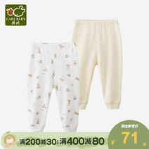 trousers Labi baby / Rabbi neutral spring and autumn cotton Cotton 100% Class A Autumn of 2018 12 months 18 months 2 years 3 years old