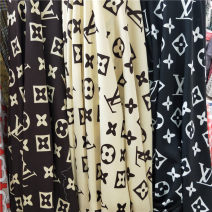 Fabric / fabric / handmade DIY fabric chemical fiber White, black, beige, dark coffee Loose shear rice Others printing and dyeing clothing Europe and America Cloth industry in Shang and Zhou Dynasties XC6.8.2