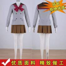 Cosplay women's wear skirt goods in stock Over 3 years old comic Japan Lovely style, campus style