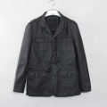 Jacket Other / other Fashion City black routine Self cultivation Other leisure spring J-162 Long sleeves Lapel like a breath of fresh air youth Medium length Single breasted